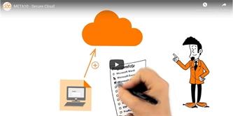 Die Secure Cloud einfach erklärt: das META10-Video