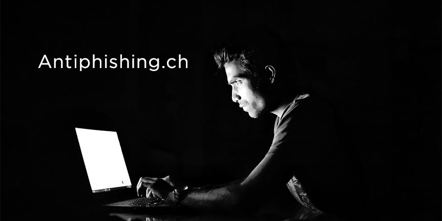 Antipishing.ch: Neues Meldeportal gegen Phishing