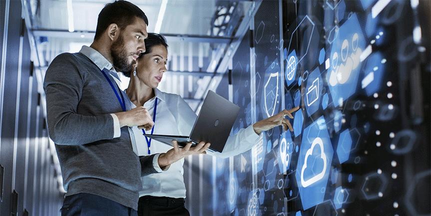 Cloud-Computing braucht Rechenzentrum mit höchster Qualitätsstufe