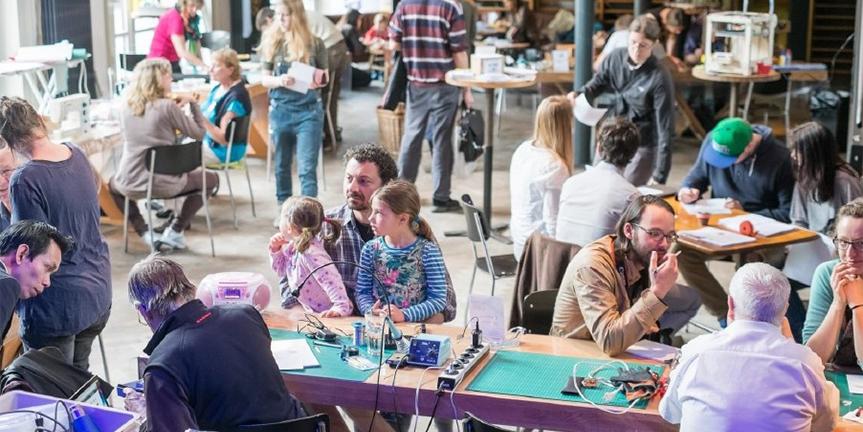 In der Schweiz gibt es schon 130 Repair Cafés