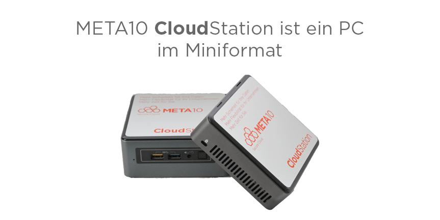 CloudStation META10