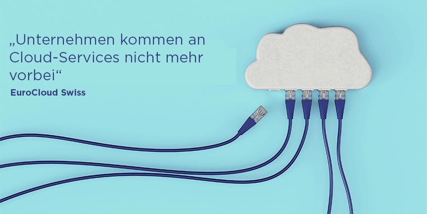 """EuroCloud Swiss: """"Unternehmen kommen an Cloud-Services nicht mehr vorbei"""""""