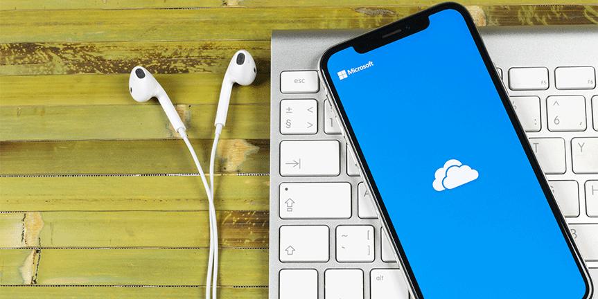 OneDrive von Microsoft ist die bessere Alternative zu Dropbox