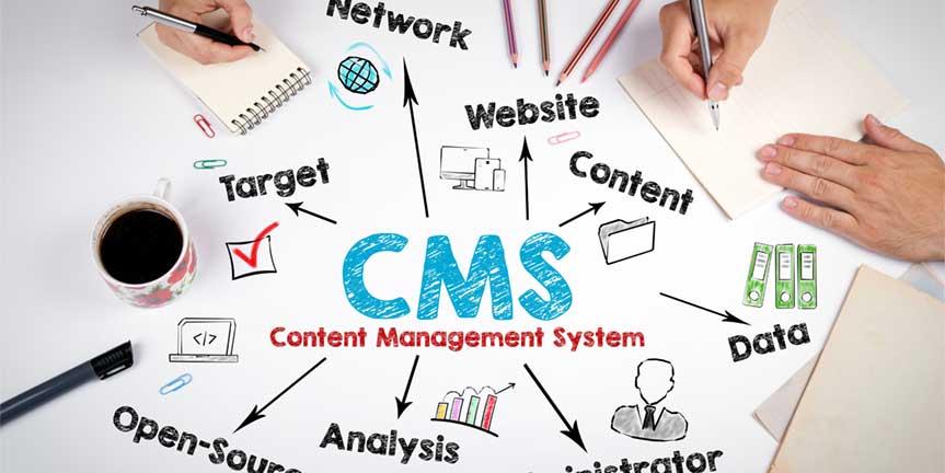 Den eigenen Internetauftritt, Onlineshop oder Blog kreieren oder erneuern: Ein Überblick über die meistgenutzten Content-Management-Systeme CMS